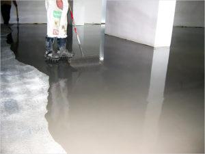 Наливной пол физические свойства мастика битумная изоляц